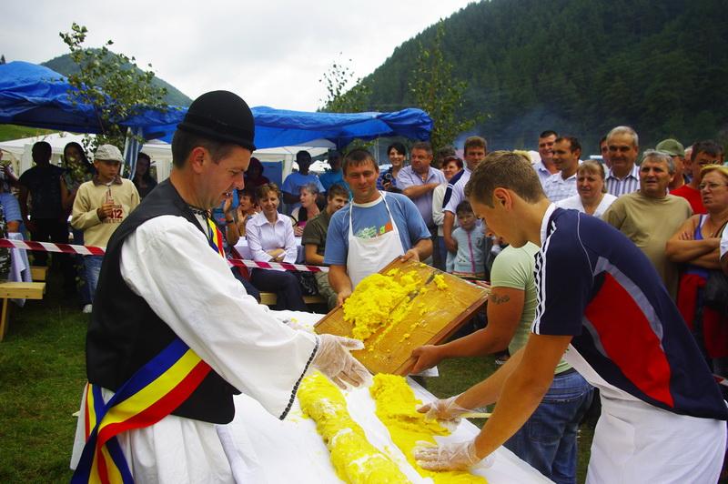 Festivalul Branzei si al Tuicii @ Rasinari 2011