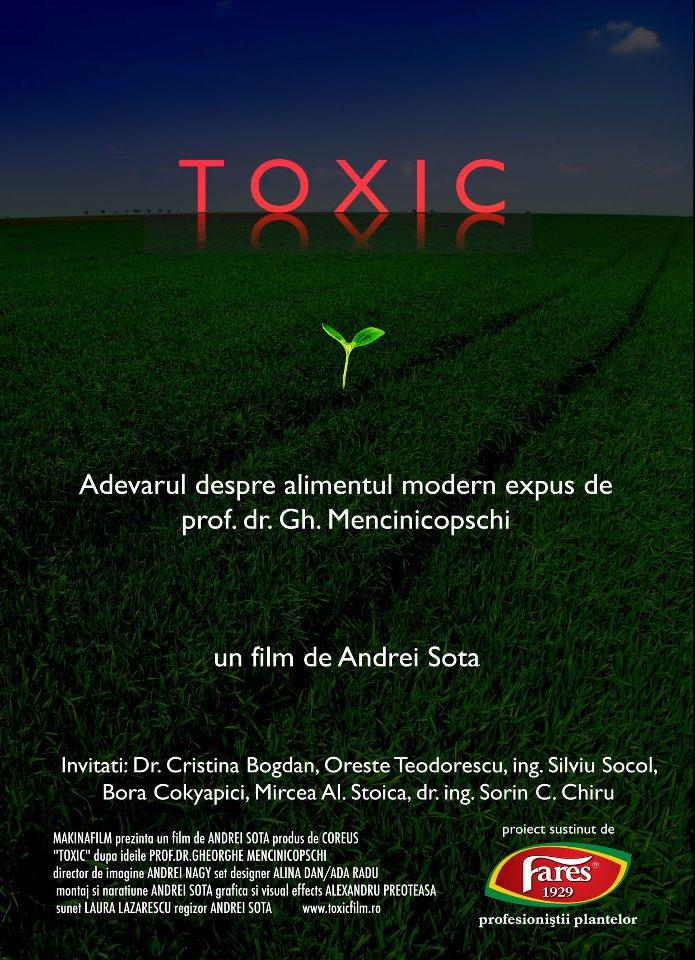 Vizionarea publica a filmului Toxic