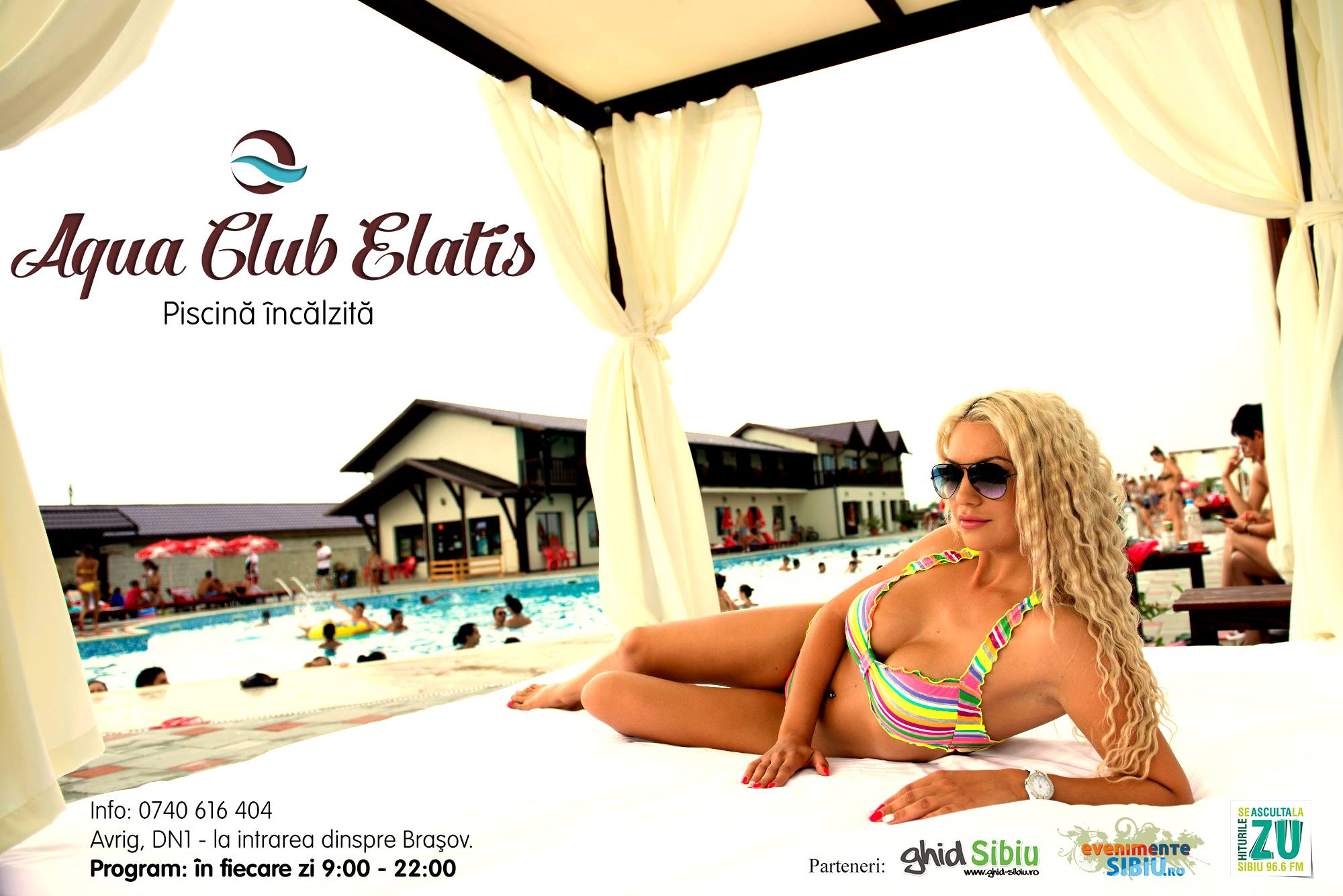 S-a deschis Aqua Club Elatis
