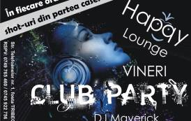Club Party  in Happy Lounge
