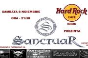 Sanctuar in Hard Rock Cafe