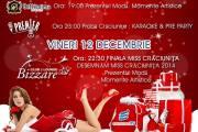 Evenimentul lunii decembrie: Miss Crăciuniţa 2014