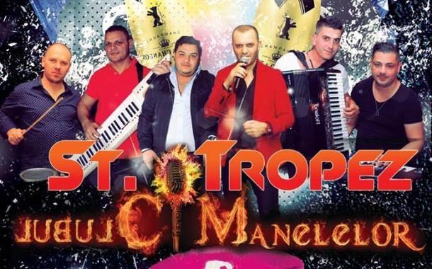 MUZICA LIVE 100 % – St. Tropez ( Clubul Manelelor)