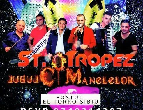 Miercuri: Ladies Night – St. Tropez