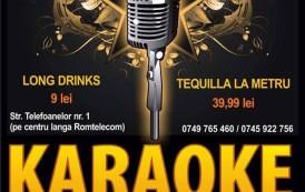 Karaoke Night in Happy Lounge cu Adrian Corlaciu