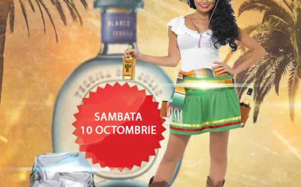 Sambata: Tequila Night in Resident Sibiu