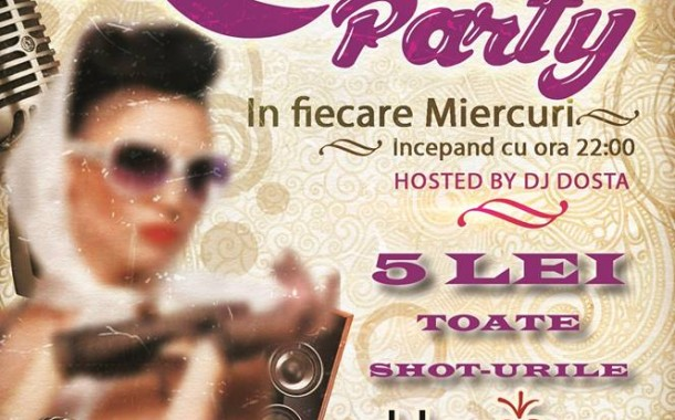 In fiecare Miercuri: Retro Party in Happy Lounge
