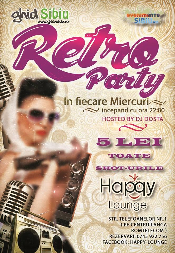 Retro Party happy Lounge2