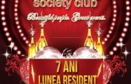 Party Aniversar ! 7 ANI DE: LUNEA Resident Sibiu