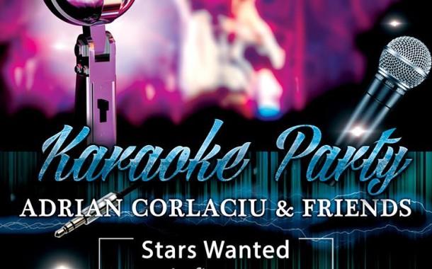 Karaoke Party in fiecare LUNI, VINERI & Duminica in Happy Lounge Sibiu