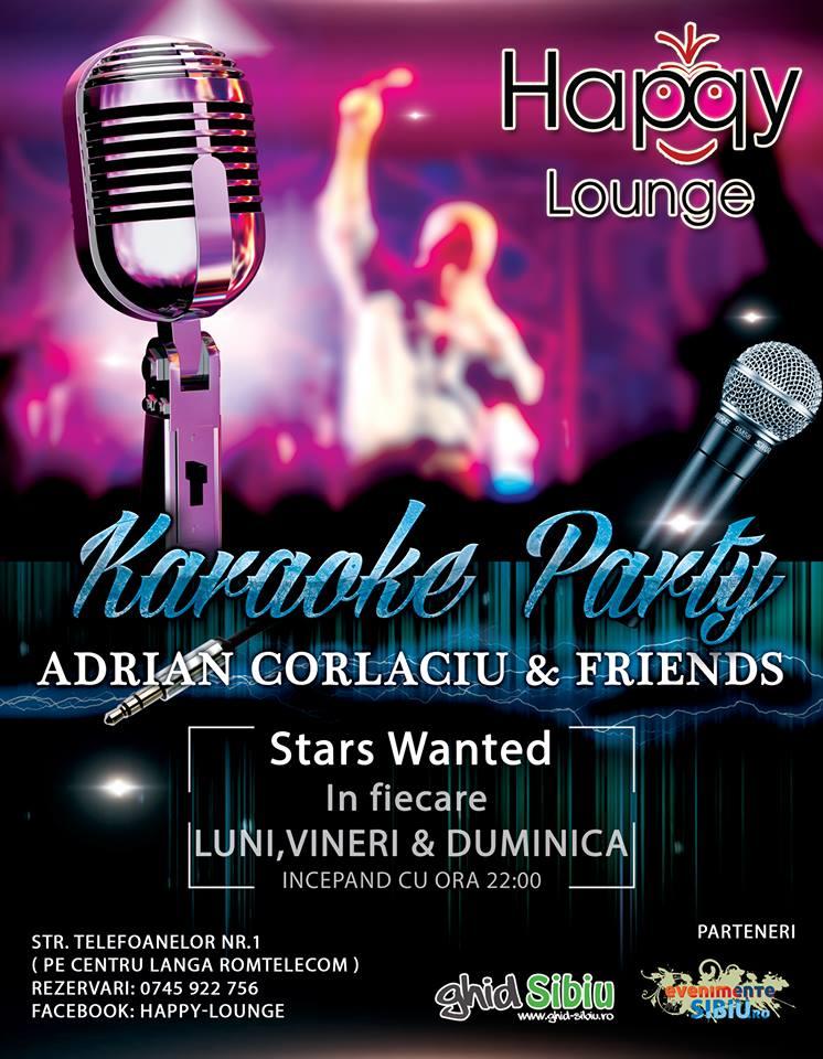 karaokepartyhappyylounge-sibiu-luni-vineri-duminica-adrian-corlaciu